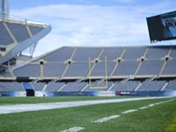 With a capacity of over 63,000 fans and personnel, Soldier Field maintains high security standards.